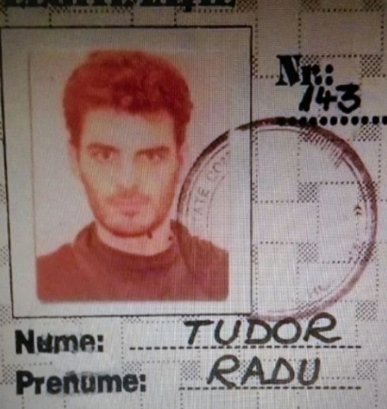 Radu Tudor: Au trecut 25 de ani…