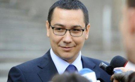 """Ponta anunță Parlamentul: """"Mă aflu în stare de incompatibilitate"""""""