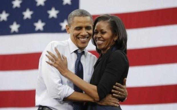 Una dintre fiicele lui Barack Obama, chelneriţă într-un fast-food