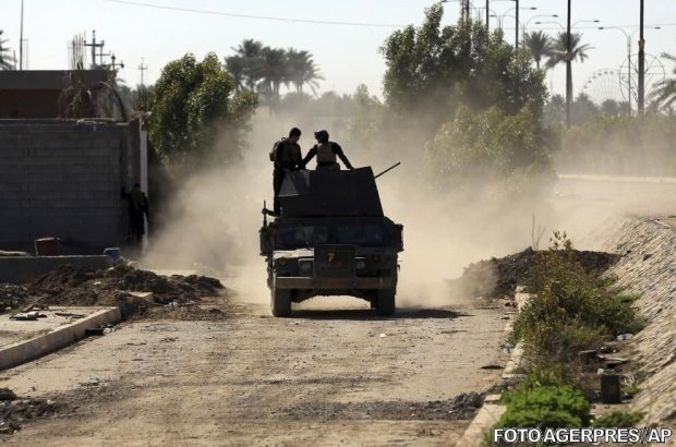 Val de atentate la Mosul