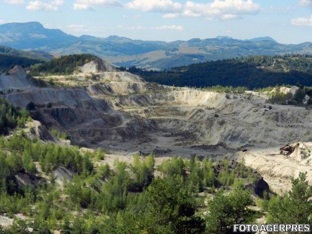 Gabriel Resources cere României despăgubiri de 4,4 miliarde dolari pentru stoparea proiectului Roșia Montana
