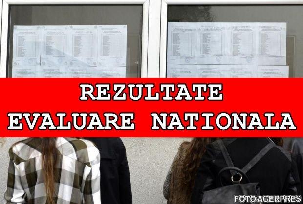 REZULTATE FINALE EVALUARE NAȚIONALĂ 2017 VÂLCEA - edu.ro publică notele după contestații la examenul de CAPACITATE 16