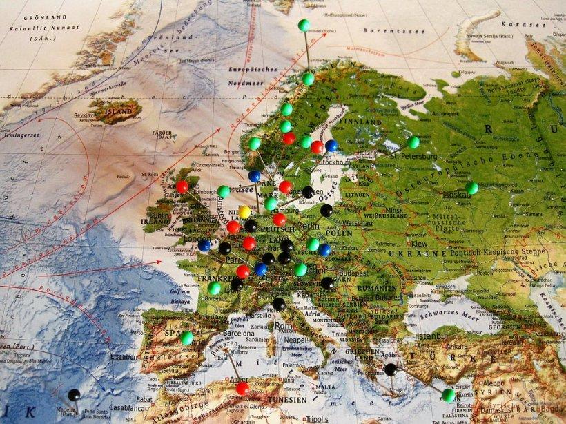 Ce s-ar întâmpla cu România dacă toată gheaţa din lume s-ar topi. Europa nu va mai fi niciodată la fel