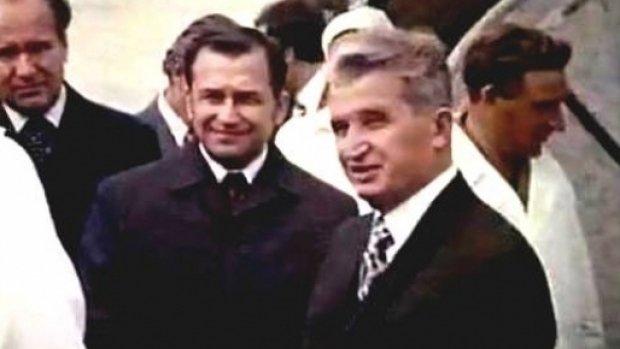 Cum apărea Ion Iliescu într-un document secret al CIA din anii '80