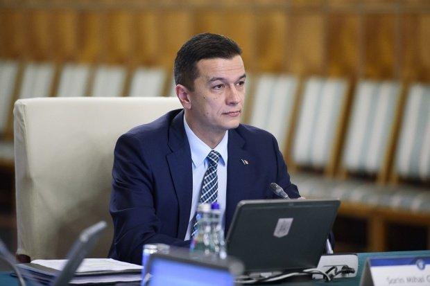 """Sorin Grindeanu, prima declarație după demitere: """"Dragnea conduce PSD într-un mod defectuos"""""""