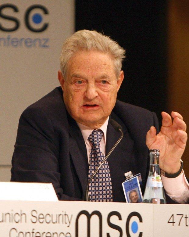 Lista completă. Pe cine a finanțat George Soros