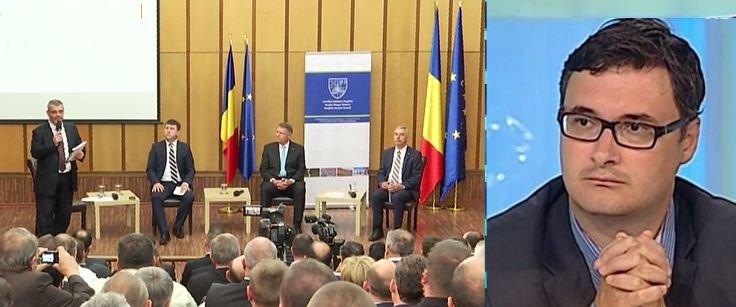 """Dan Tănasă, reacție dură la intonarea imnului secuiesc în prezența președintelui Iohannis: """"Îl descalifică complet!"""""""