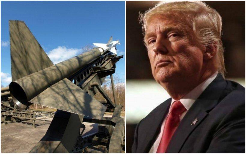 Donald Trump, avertisment legat de scutul de la Deveselu