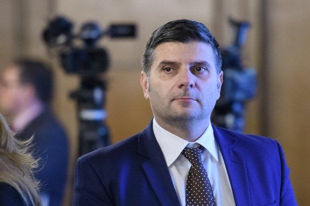 În ce funcție a fost numit fostul ministru al Economiei Alexandru Petrescu