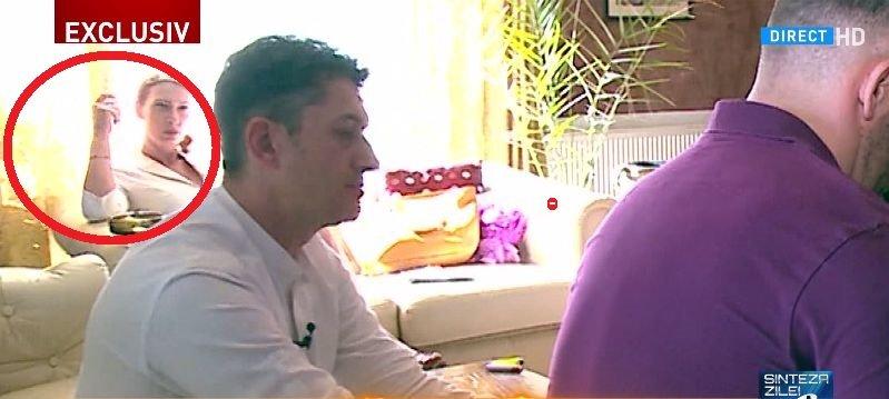 Cine este personajul misterios din sufrageria lui Țuluș care îi șoptește procurorului ce să spună presei
