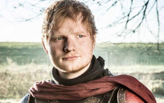 """GAME OF THRONES ONLINE SUBTITRAT. Ed Sheeran, apărat de regizor, după ce fanii l-au """"distrus"""" pe rețelele de socializare"""