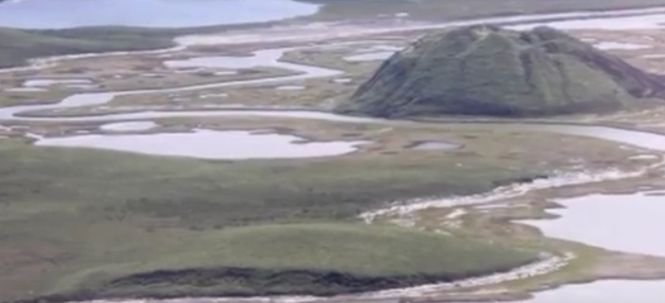 Încălzirea globală a dus la apariția unor noi forme de relief. Ce a apărut în Siberia i-a șocat pe locuitori. Sunt peste 150