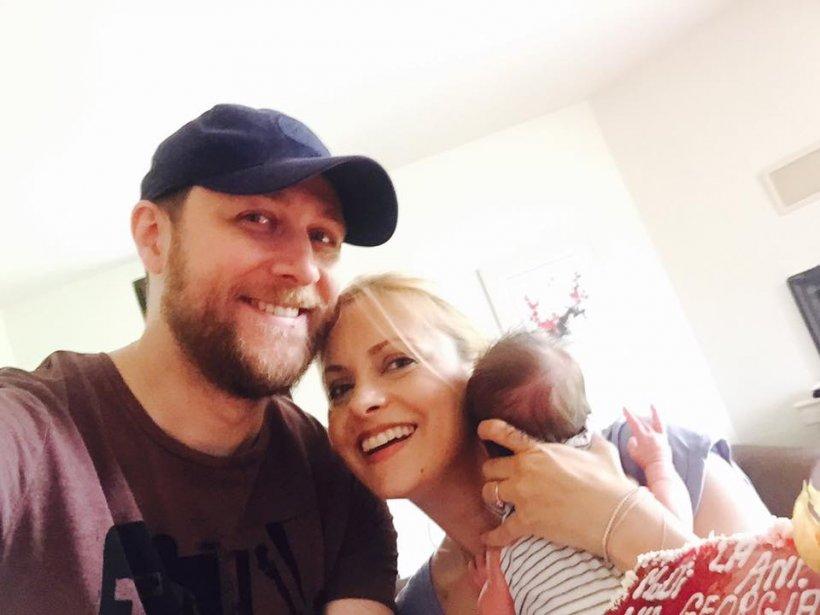 Cum arată Simona Gherghe, la doar două luni de la naștere. Prezentatoarea TV i-a uluit pe toți