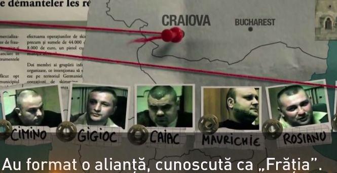 Dezvăluiri despre clanurile mafiote din România