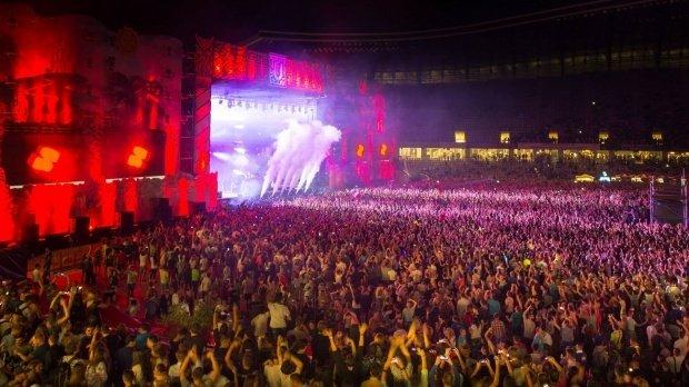 Peste 1.700 de persoane au primit asistenţă medicală în cele patru zile ale festivalului Untold