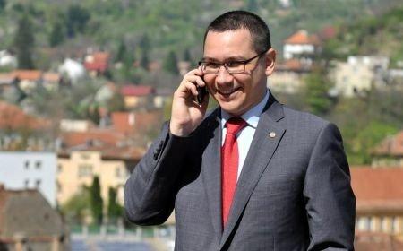 ANUNȚ uimitor făcut de VICTOR PONTA - Își lansează un nou PARTID
