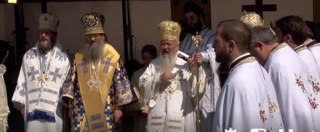 SFÂNTA MARIA. Zeci de mii de români, la icoana făcătoare de minuni de la Mănăstirea Nicula LIVE VIDEO