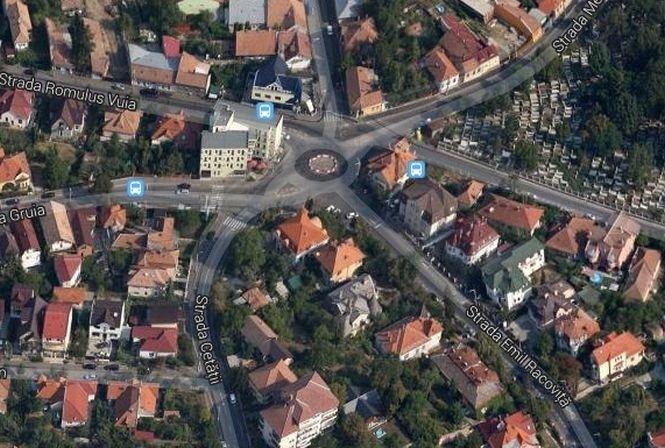 Această intersecţie din România este unică în Europa. Detaliul care surprinde toți șoferii