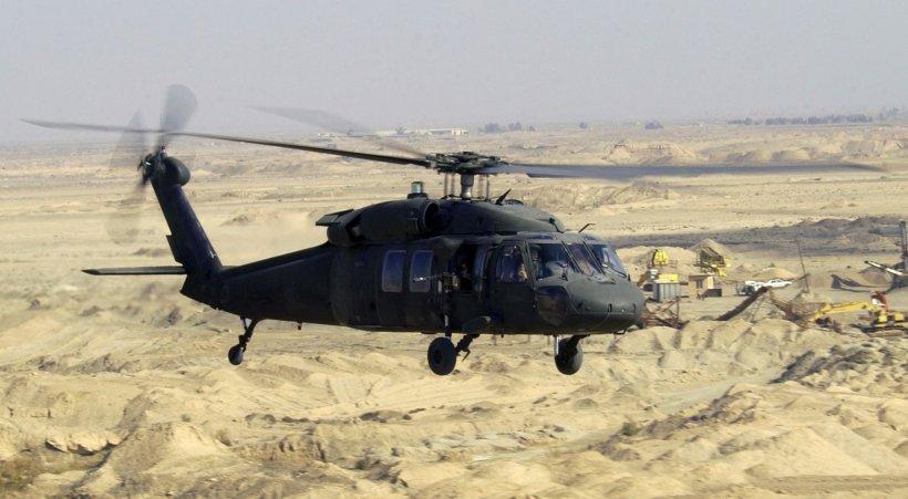 Un elicopter militar american s-a prăbușit