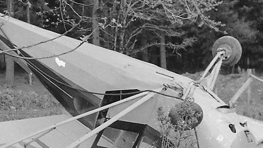 Cine se afla la manșa avionului prăbușit lângă Pașcani. N-a avut nicio șansă!