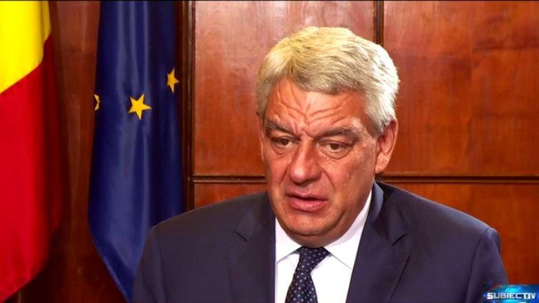 Mihai Tudose vorbește deschis despre remaniere. Ce spune despre reproșurile aduse miniștrilor în ședințele de Guvern