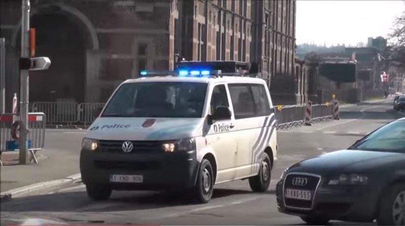 Incident grav în Belgia. O mașină a intrat într-un grup de petrecăreți