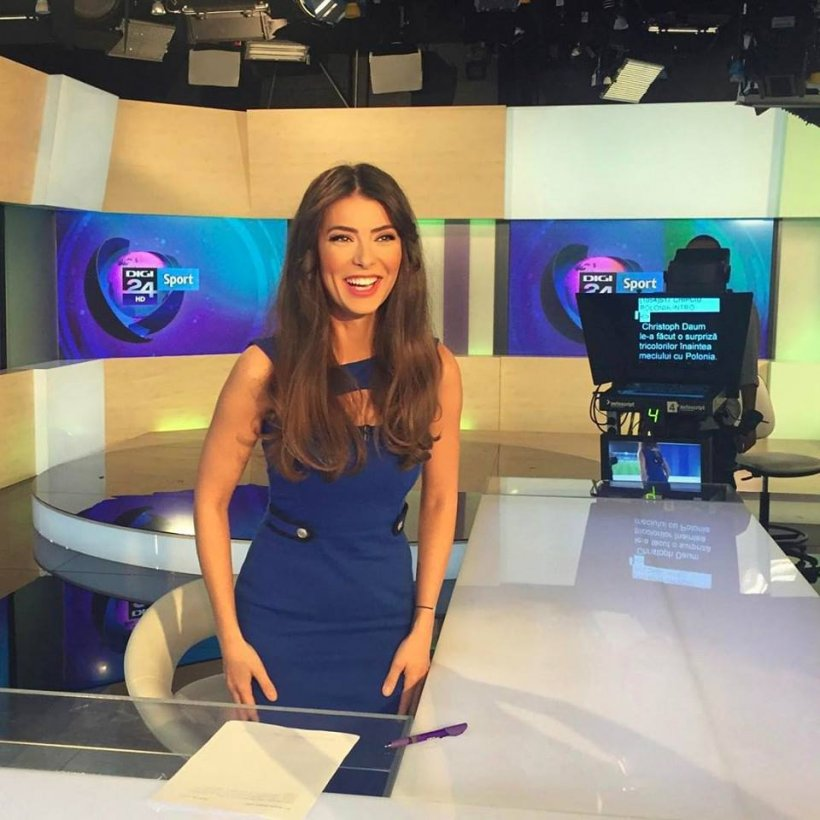 Prezentatoarea Digi 24, Laura Teodoru, și-a dat demisia!