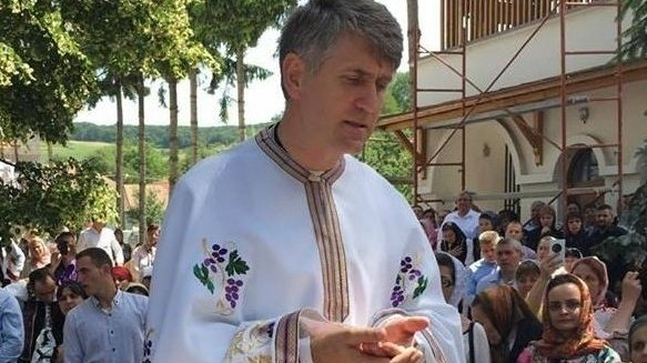 Cristian Pomohaci contestă excluderea din preoție