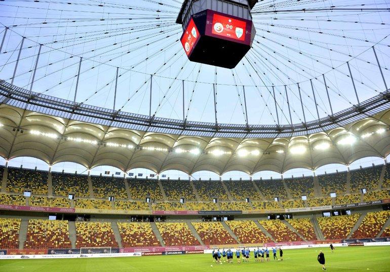 """Portughezii îi critică pe români, înainte de FCSB - Sporting: """"Jucăm pe un câmp de cartofi. Ați făcut-o intenționat?"""""""