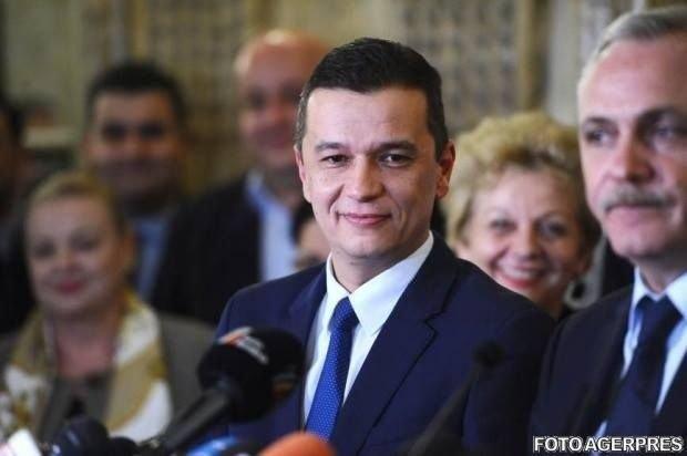 Surse: Fostul premier Sorin Grindeanu s-a întâlnit cu Liviu Dragnea