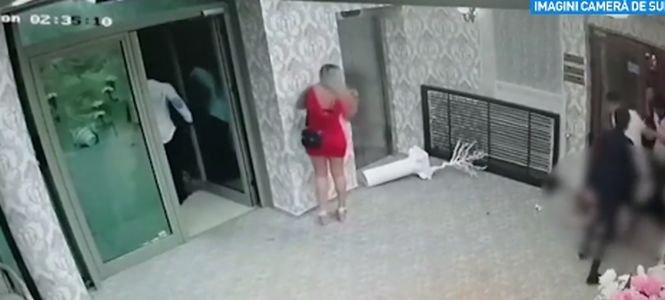Tentativă de omor la o nuntă din București - VIDEO cu puternic impact emoțional
