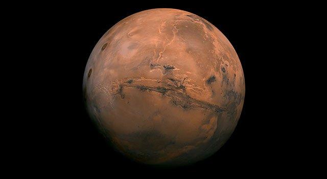 Descoperire inedită! Ce se întâmplă pe Marte în fiecare noapte