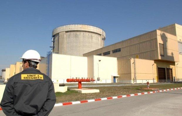 Reactorul 2 de la Cernavodă a fost oprit