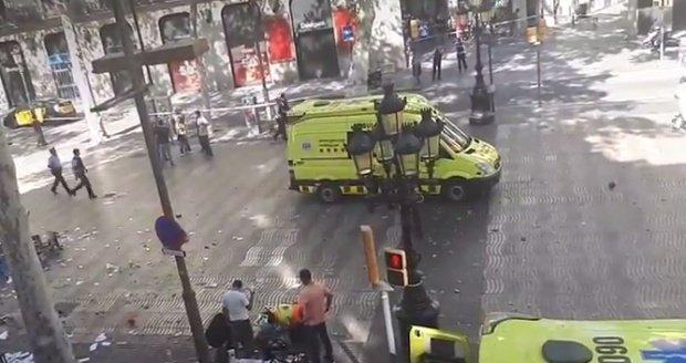 Unul dintre suspecții atacului de la Barcelona a fost eliberat condiționat