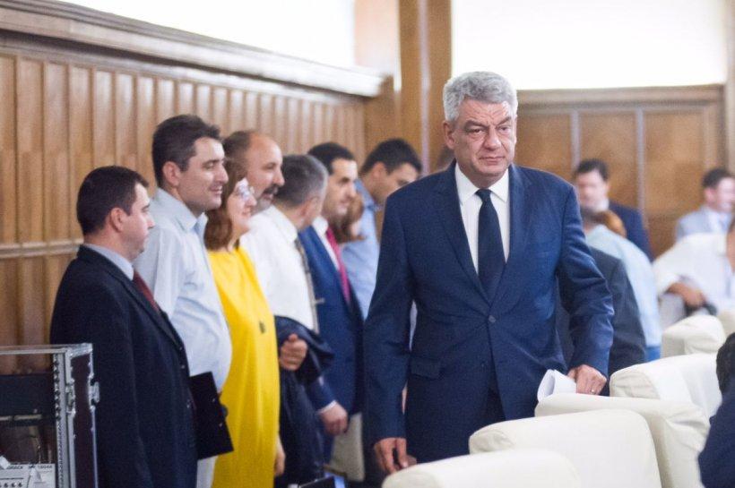 Întâlnire de taină între Liviu Dragnea, Mihai Tudose și miniștrii PSD
