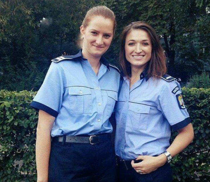 Lavinia și Cristina și-au riscat viața, iar acum sunt considerate eroine. Ce au făcut aceste două tinere polițiste - merită toate laudele noastre