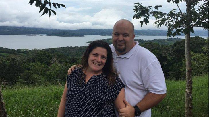 Cel mai ghinionist cuplu: a treia încercare de a se căsători, împiedicată de uraganul Harvey