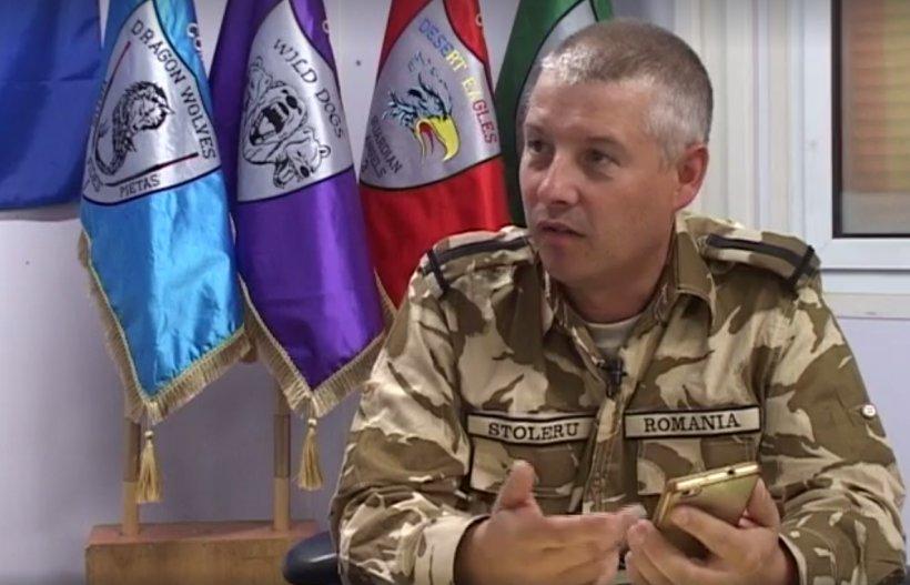 Nu există ceva mai emoționant. Un militar român aflat în misiune în Afganistan face ASTA zilnic pentru fetița sa