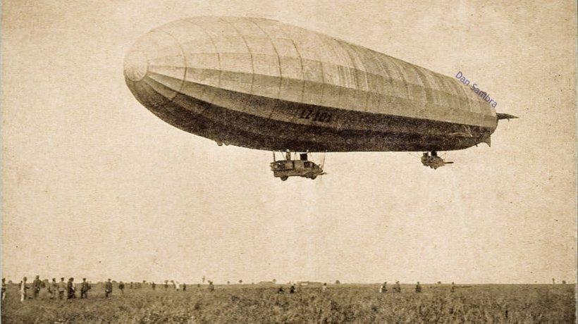 28 august 1916. Povestea primului bombardament aerian asupra Bucureștiului