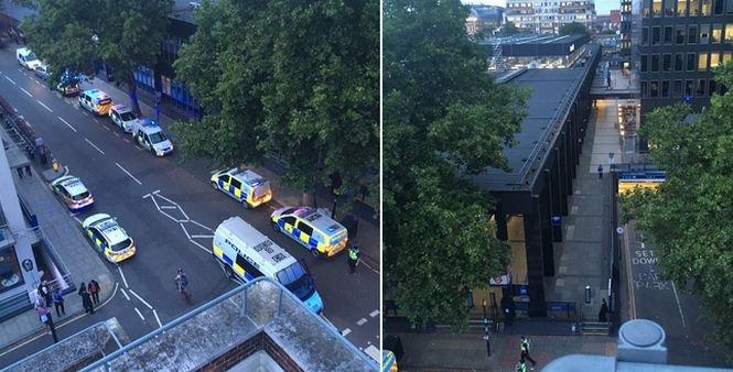 Explozie în Gara Euston din Londra. Oamenii au fugit îngroziți. E alertă de securitate