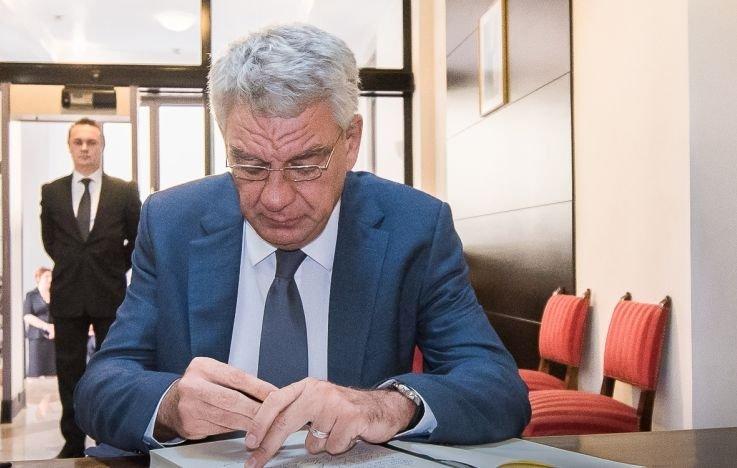 Mihai Tudose: Vom încerca să retragem dosarul Roșia Montană de la UNESCO. Acolo sunt zăcămintele noastre