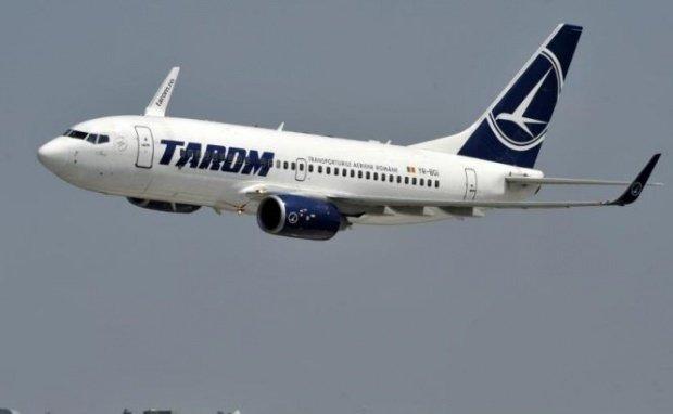 Probleme tehnice la două avioane Tarom. Sute de pasageri au fost blocaţi în aeroporturi