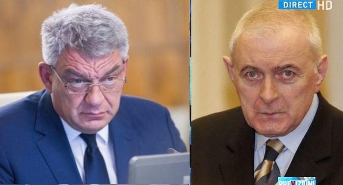 Adrian Vasilescu, BNR: Guvernul este la mâna băncilor în foarte multe împrejurări. Declarația lui Mihai Tudose, neinspirată