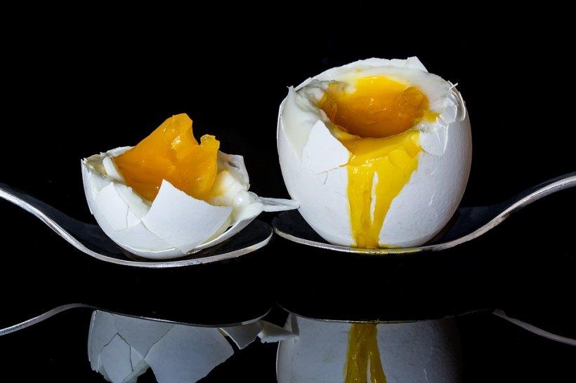 Ce se întâmplă în corpul tău atunci când mănânci ouă