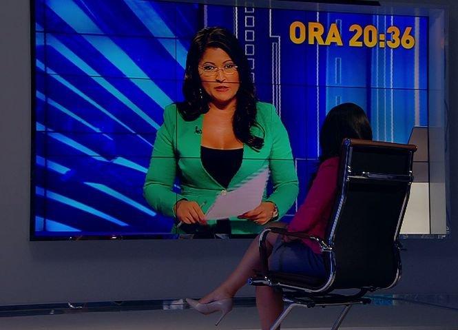 Moment inedit, în direct, la Antena 3. Ce s-a întâmplat în emisiunea Oanei Zamfir