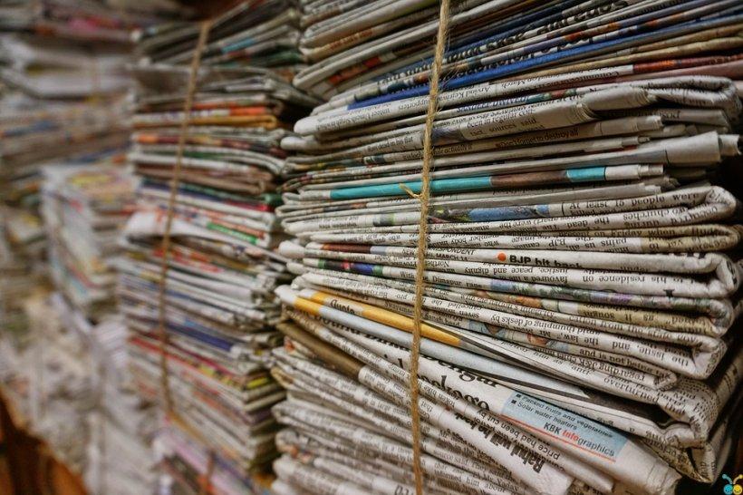"""Un ziar cu o tradiție de 40 de ani se închide. """"Circumstanţele politice ne obligă să ne oprim"""""""