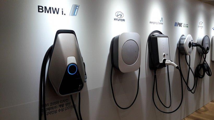 România va avea 40 de stații noi pentru reîncarcarea mașinilor electrice