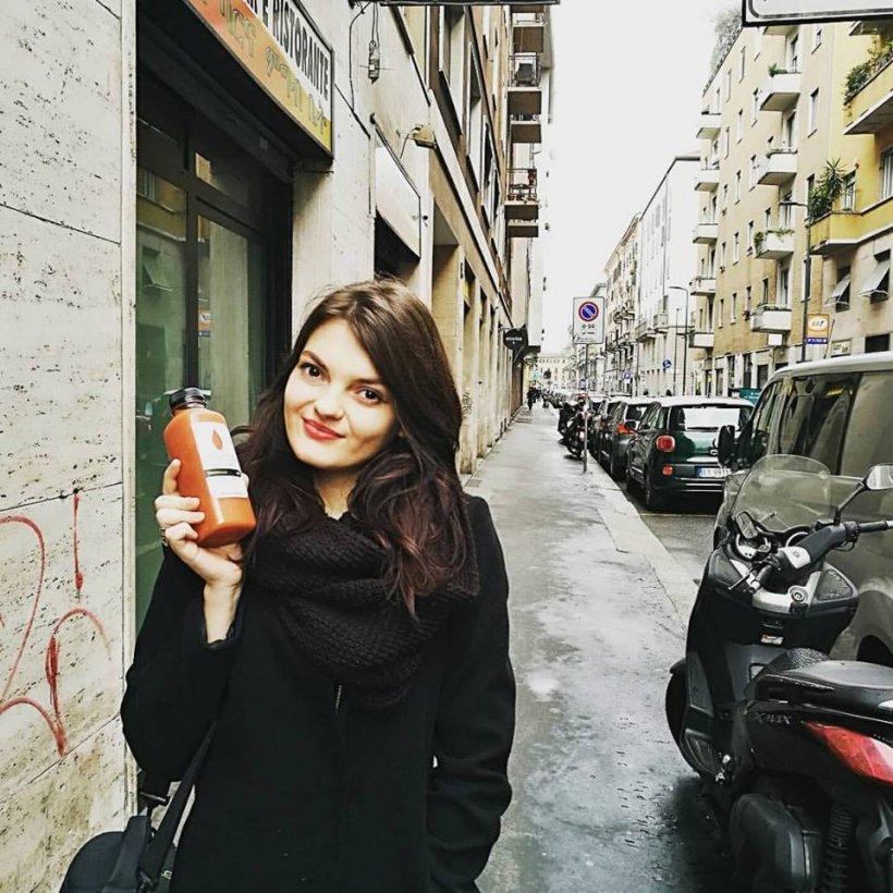 Are doar 25 de ani și câştigă zeci de mii de euro dintr-un blog culinar. Cum a ajuns o tânără să aibă o afacere de succes