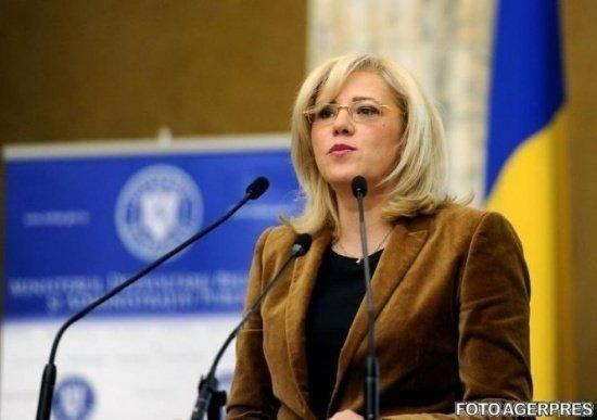 Corina Crețu, comisar european: Au început să vină bani europeni în România