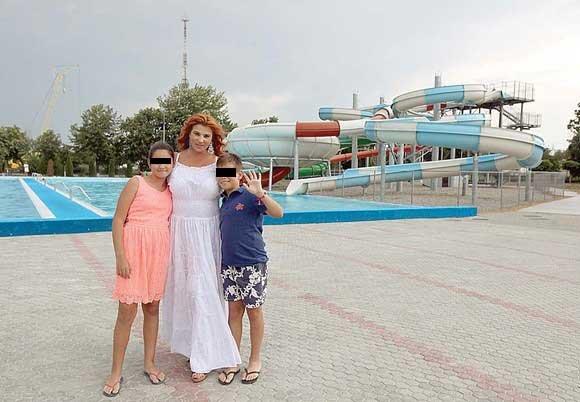 Clipe de panică în familia Borcea. Fiica lui Mihaela și Cristi Borcea, evacuată din calea uraganului IRMA